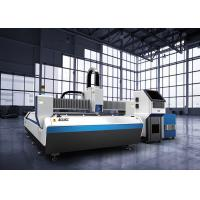 IPG Fiber 500w CNC Laser Cutting Machine for metal tube laser cutter manufacturers Manufactures