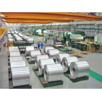 Coated Aluminum Coil for Refrigerator Heat Exchanger Fin Evaporator 1000 Series Manufactures