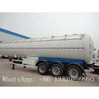 factory direct sale tri-axle 21 ton lpg gas transport trailer with sunshade insulation, 21tons lpg gas trailer for sale Manufactures