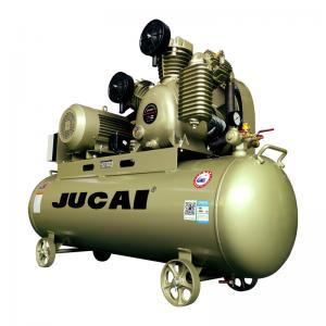 10hp 7.5kw 250L Piston High Pressure Air Gas Compressors Belt Driven Manufactures