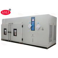 -40 To 150 Degree Walk In Stability Chamber Temperature Humidity Controlled Manufactures