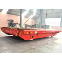 1000kg small capacity manual rail bogie with casting wheels Manufactures