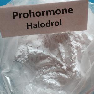 Above 99.5% SteroidWhite Crystalline Powder 4-Chlorodehydrone CAS 2446-23-3 Halovar Halodrol Prohormone Manufactures