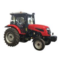 Buy cheap Multi - Purpose Agriculture Farm Machinery LUTONG LYH400 4WD 490BT / Mini Farm from wholesalers