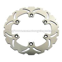 VFR400R Motorcycle Brake Disc Solid Racing Rotors Brakes Silver Wing 600 Front Manufactures