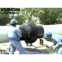 Black Wrapping Coating Tape Putty Mastic Filler Materials For Steel Pipe / Pipe Fitting Manufactures