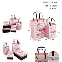Luxury Printed Small Paper Bags With Handless For Jewellery OEM