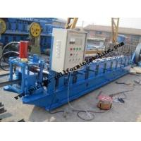 15Kw Carbon Steel C Purlin Roll Forming Machine , Full Automatic C Z Purlin Production Line Manufactures