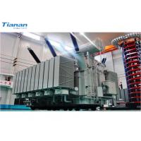 132kV Industrial  Two -  winding Off - circuit Tap - Changing  power transformer Manufactures