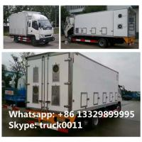 Quality JMC band day old chick transported truck for sale, factory direct sale best for sale