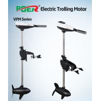 Quality Aluminum Alloy 33A 48 Volt Electric Trolling Motor VPM260 for sale