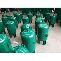 Long Lasting Vertical Air Compressor Tank , 50L 145psi Compressed Air Accumulator Tank Manufactures