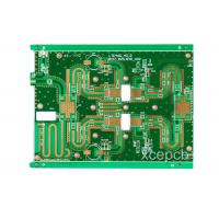 Isola HDI PCB Quick Turn Printed Circuit Boards High Density Interconnect PCB 2 Layer 2oz Manufactures