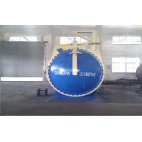 Safety Rubber / Wood Chemical Autoclave Door For Vulcanizing Industrial ,φ2m Manufactures
