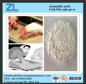 Quality USP grade Arsanilic acid for sale