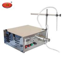 Quality E-Liquid Filling Capping Machine YG-1 Single Head Magnetic Pump E-liquid Filling Machine 220V for sale