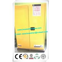 60gal Industrial Safety Cabinets Durable Flammable Liquid Cabinets Manufactures