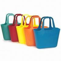 Storage Basket, Made of PP, Available in Various Sizes and Colors, BPA-free, FDA/EN 71 Certified Manufactures