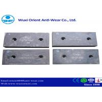 Wear resistant Ni-hard Cast Iron Liners used in Cement Mills and Mining Equipment Manufactures