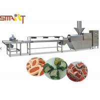 Custom Voltage Dog Food Extruder Machine / Cold Extrusion Equipment Manufactures