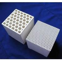China ISO9001 Honeycomb cordierite / Mullite industrial Ceramic Monolith manufacturers on sale