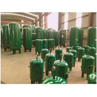 2000 Liter 13 Bar Carbon Steel Oxygen Storage Tank For Air System Custom Pressure Manufactures