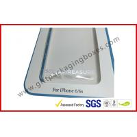 Quality Customized clear window Card Board Packaging magnet flap box for sale