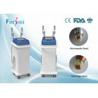 CE approved control of pulse time by 0.1second rf face lifting and body contouring beauty machine Manufactures