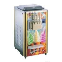 Quality Stainless Steel Counter Top Ice Cream Machine BQ316 For Market , R404 Refrigerant for sale