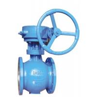 ANSI / ASTM Eccentric Ball Valve , Stainless Steel Ball Valve For Flow Regulation Manufactures