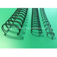 Recipe / Album Coated Surface Twin Loop Wire Binding Firmly With 80Gsm Paper Manufactures