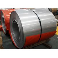 Quality Prime BA / 8K Mirror Ss Coil , Slit Edge Cold Rolled Steel Coil For Chemical for sale