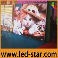 China PH7.62 Indoor LED display screen is mostly used for stage performance on sale
