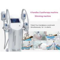 Antifreeze Membrane Cryolipolysis Fat Freezing Machine No Downtime Manufactures