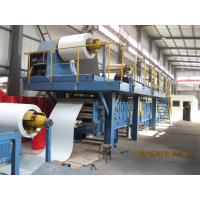 3 phase 1200mm Continuous PU Sandwich Panel Production Line Automatic Manufactures