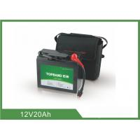 12V 20Ah Golf Cart Batteries / Golf Buggy Battery 2 Years Warranty Manufactures