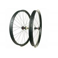 50MM Height 25MM Width Carbon Mountain Bike Wheelset 29ER Plus 60 Psi