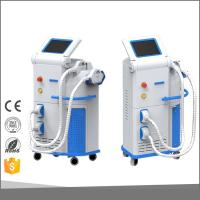 China Facial Hair Removal Laser Machine Laser Hair Treatment Machine With Cooling System on sale