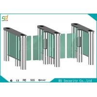 Intelligent Automatic Swing Gate High Speed / High Secuiry turnstile Manufactures
