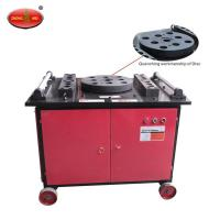 Buy cheap High Quality Construction Equipment 4KW/380V GW 50B Rebar Bender with CE from wholesalers