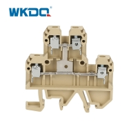 JDK 4QV/35 Screw Connection Terminal Block Double Layer 56mm Height Manufactures