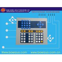 Household Waterproof Membrane Switch Keypads WITH Colorfull LED Manufactures