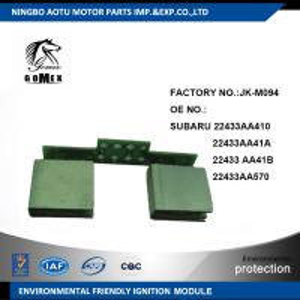 High Quality Auto Ignition Module for SUBARU 22433AA410 22433AA41A 22433 AA41B 22433AA570 Manufactures