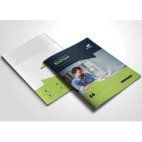 Folding Custom Business Brochures With Digital Brochure Printing Manufactures