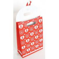 OEM customized Personalized Recycling Coloured Gift Paper Carrier Bags  Manufactures