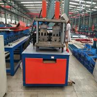 Automatic C Z Purlin Roll Forming Machine with Mitsubishi PLC 1.5mm - 3.0mm Manufactures