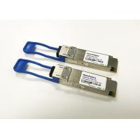 Buy cheap SR4 100G QSFP28 Transceiver 100M ON OM4 For Ethernet And Data Center from wholesalers