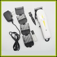 JW-3038 Good Quality Cordless Magic Clip Hair Clipper Professional Men Hair Trimmer Manufactures