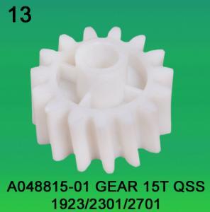 A048815-01 GEAR TEETH-15 FOR NORITSU qss1923/2301/2701 minilab Manufactures
