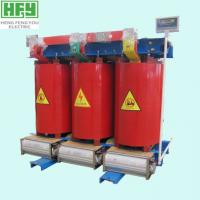 China Moisture Proof Electrical Power Transformer Dry Cast Resin Transformers on sale
